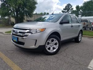 2013 Ford Edge TM Auto