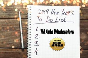 2019 resolution checklist
